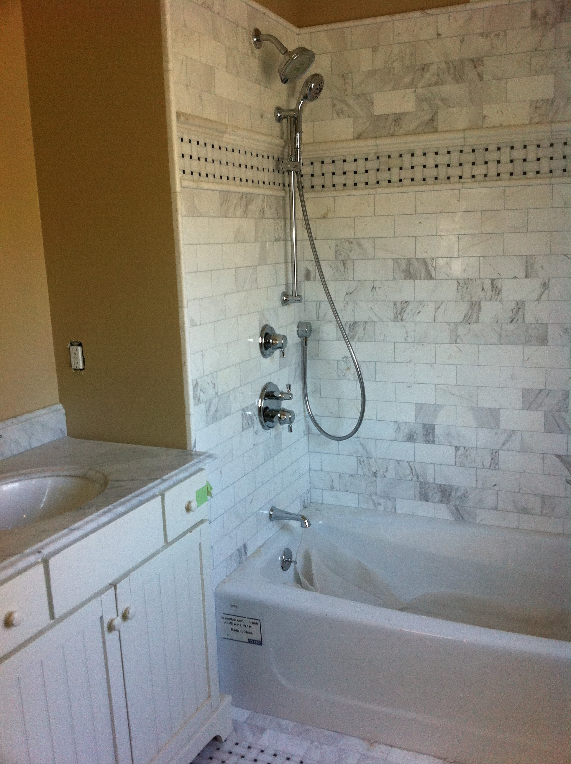 Bathroom\'s Tile Work - Picture Gallery